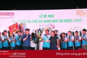 Đài PTTH Sóc Trăng lần thứ 3 liên tiếp vô địch Press Cup ĐBSCL