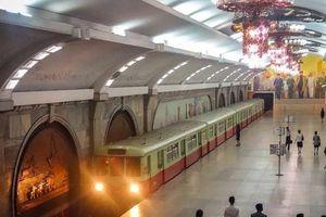Đường sắt đô thị Triều Tiên có từ bao giờ?