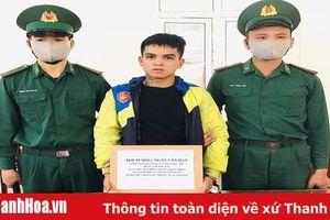 Bộ đội biên phòng bắt giữ đối tượng tàng trữ trái phép chất ma túy