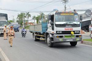 Xử phạt 785 trường hợp vi phạm trật tự an toàn giao thông