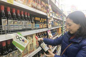 Đưa sản phẩm OCOP vào siêu thị