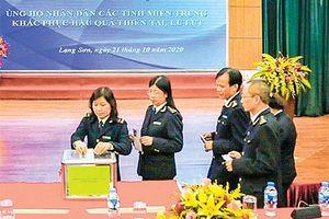 Hải quan các tỉnh miền Trung: Khắc phục hậu quả bão lũ, đảm bảo hoạt động xuất nhập khẩu