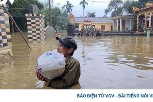 Chuyên gia y tế cảnh báo nguy cơ dịch bệnh sau mưa lũ