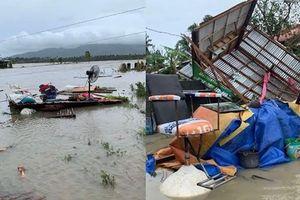 Bão Molave (bão số 9) sắp vào Việt Nam đã có sức tàn phá thế nào khi đi qua Philippines?
