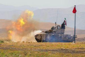 Tổng thống Aliyev bất ngờ tuyên bố: 'Iran tích cực cung cấp vũ khí cho Azerbaijan'