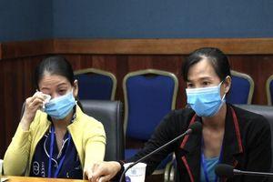 Người mẹ nghèo 'nhường' hỗ trợ cho bệnh nhân và miền Trung