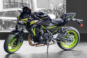 Chi tiết Kawasaki Z650 2021 phiên bản đặc biệt tại Việt Nam