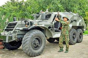 Bộ CHQS tỉnh Bình Định huy động gần 2.000 cán bộ, chiến sĩ ứng phó với bão số 9