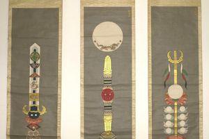 Bí ẩn tam chủng thần khí, ba báu vật thần thánh Nhật Bản