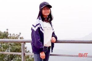 Nữ sinh Hà Tĩnh 'mất tích' sau khi em trai chở đến trường được tìm thấy ở đâu?