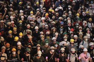 Người biểu tình Thái Lan mở rộng sang đấu tranh quốc tế