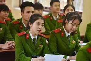 Toàn cảnh điểm chuẩn các trường công an, quân sự năm 2020