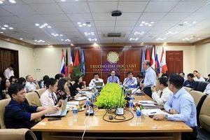 Trường ĐH Luật TP.HCM: Tổng kết đề án xây dựng trường trọng điểm đào tạo cán bộ về pháp luật