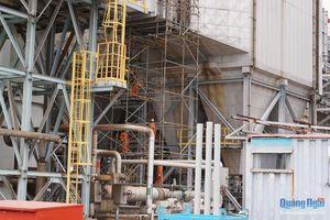 Đảm bảo an toàn cho Nhà máy lọc dầu Dung Quất khi bão vào