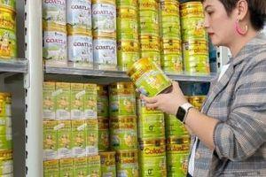 Thị trường sữa Việt cạnh tranh ngày càng khốc liệt