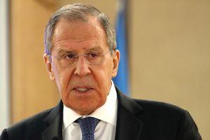 Ngoại trưởng Nga tự cách ly vì tiếp xúc người mắc Covid-19