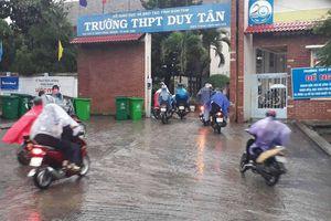 Hơn 500.000 học sinh Gia Lai, Kon Tum nghỉ học tránh bão số 9