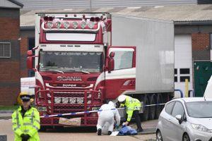 Những phút cuối của 39 nạn nhân Việt trong container ở thảm kịch Essex