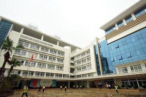 Trường THCS công lập đầu tiên tại Hà Nội gia nhập Cambridge