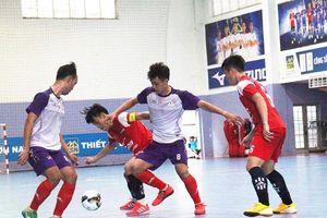 Tìm kiếm tài năng cho futsal Việt Nam