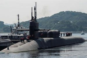 Tàu ngầm Mỹ mang tên lửa nhiều gấp đôi Yasen