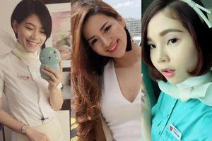 Làm tiếp viên hàng không tại Hàn Quốc, dàn hot girl Việt gây bão