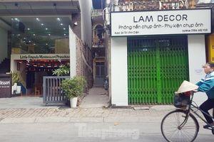 Tháo dỡ cổng sắt 1,5m2 trái phép khiến hai lãnh đạo quận Hà Nội phải sửa sai