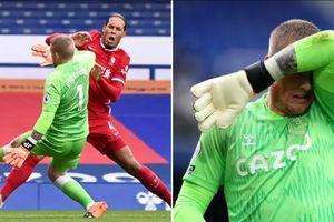 'Chặt chém' sao Liverpool, thủ môn Everton liên tục bị dọa giết