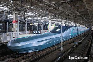 Nhật Bản chạy thử nghiệm tàu cao tốc Shinkansen thế hệ mới