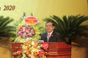 Ông Lại Xuân Môn tái đắc cử Bí thư Tỉnh ủy Cao Bằng nhiệm kỳ 2020 - 2025