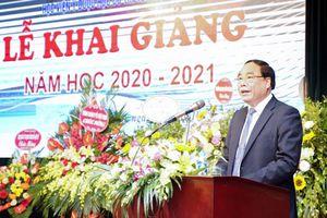 Học viện Y Dược học cổ truyền Việt Nam long trọng tổ chức Lễ khai giảng năm học 2020-2021