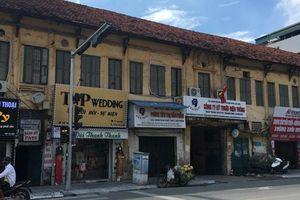 Nhà máy cũ và không gian văn hóa mới