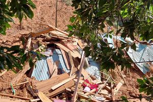 Quảng Nam: Đã tìm thấy 8 thi thể ở xã Trà Vân, Nam Trà My