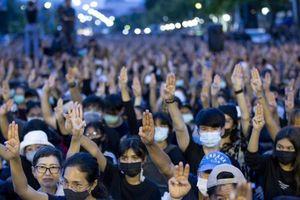 'Que diêm' châm ngòi cuộc biểu tình đòi dân chủ ở Thái Lan