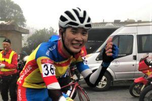 Quốc Bảo thắng chặng đèo Hải Vân tại giải đua xe VTV Cup