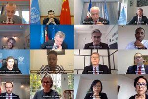 Việt Nam kêu gọi kiềm chế hành động làm leo thang căng thẳng ở Liban