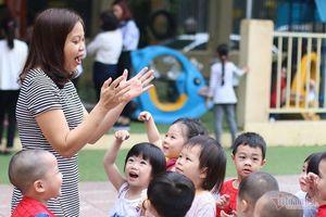'Đề xuất phụ cấp 36% cho giáo viên mầm non chưa phải là cao'