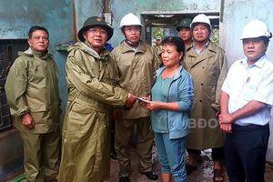 Bình Định: Khẩn trương khắc phục hậu quả bão số 9