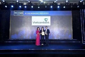 Lần thứ 5 Vietcombank là ngân hàng có môi trường làm việc tốt nhất Việt Nam