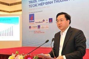 Thứ trưởng Bộ Kế hoạch và Đầu tư: Chưa nhiều doanh nghiệp Việt vào được chuỗi cung ứng nước ngoài