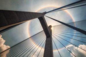 Ảnh cầu Phú Mỹ vào top đẹp nhất thế giới