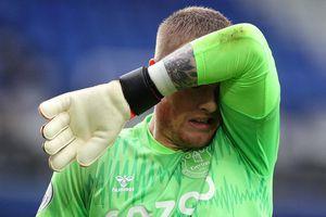 Alisson Becker chỉ trích thủ môn của Everton