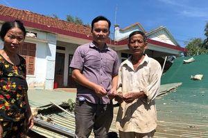 Khẩn cấp hỗ trợ người dân Quảng Ngãi