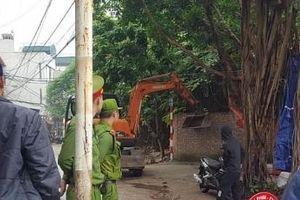 Cưỡng chế để thực hiện dự án nhà ở xã hội Thượng Thanh