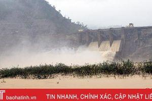 Thủy điện Hố Hô điều tiết xả lũ hợp lý, vùng hạ du an toàn
