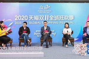 Nhiều 'bùng nổ' tại lễ hội mua sắm toàn cầu 11.11 năm 2020 của Alibaba