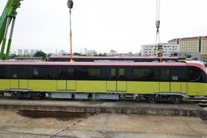 Đoàn tàu Nhổn - ga Hà Nội phải chạy thử bao nhiêu km trước khi vận hành?