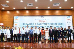 Hội nghị khoa học và đào tạo thường niên BV Đại học Y Dược TPHCM