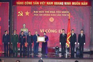 Tự hào và phát huy truyền thống 75 năm xây dựng, phát triển của hệ thống TAND