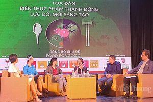 Giải thưởng Hult Prize khu vực Đông Nam Á - Biến lương thực thành động lực thay đổi mới